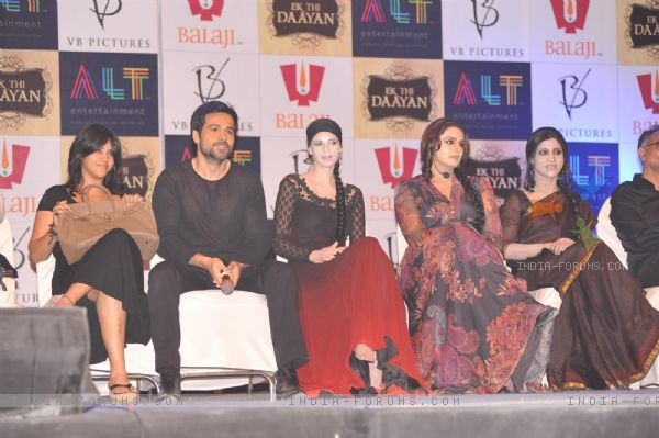 Wallpaper - First look launch of film Ek Thi Daayan