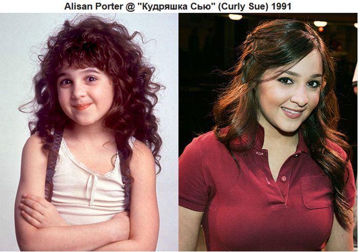 Актеры,сыгравшие детские роли.тогда и сейчас