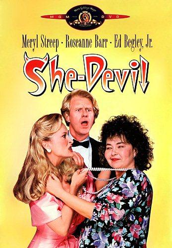 Дьяволица / She-Devil (1989) HDTVRip | P2