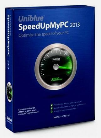 Uniblue SpeedUpMyPC 2013 5.3.6.0