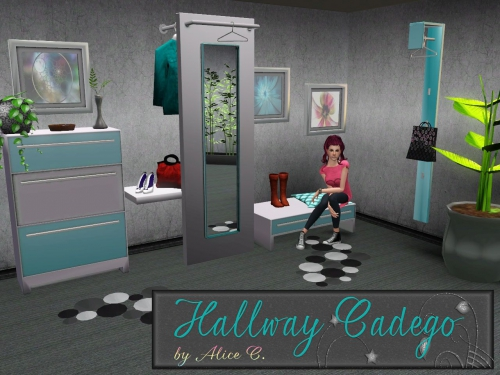 Cadego Hallway Set by Alice C