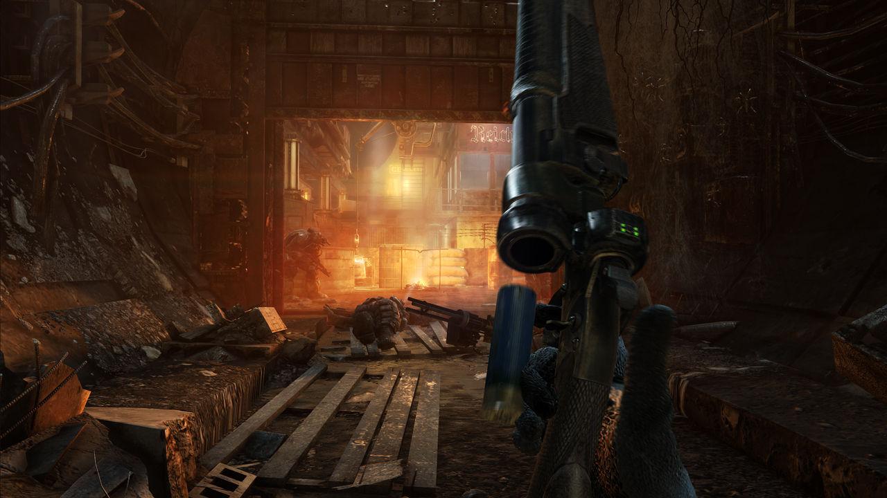 Изображение для Метро 2033: Луч надежды / Metro: Last Light (2013) PC | RePack от R.G. Origami  (кликните для просмотра полного изображения)