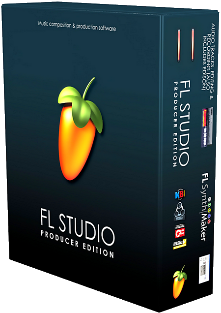 FL Studio Producer Edition v20.0.2 Build 465 [2018, Eng]
