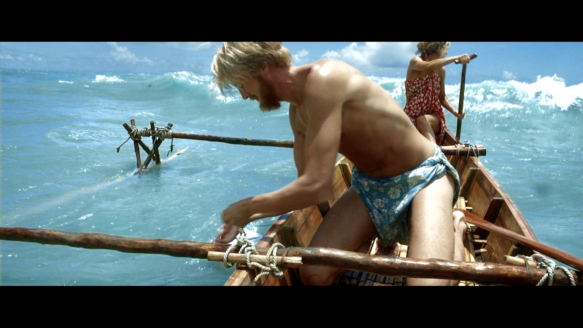 Кон-Тики / Kon-Tiki [2012 / Blu-Ray] [Action / Adventure / Biography]