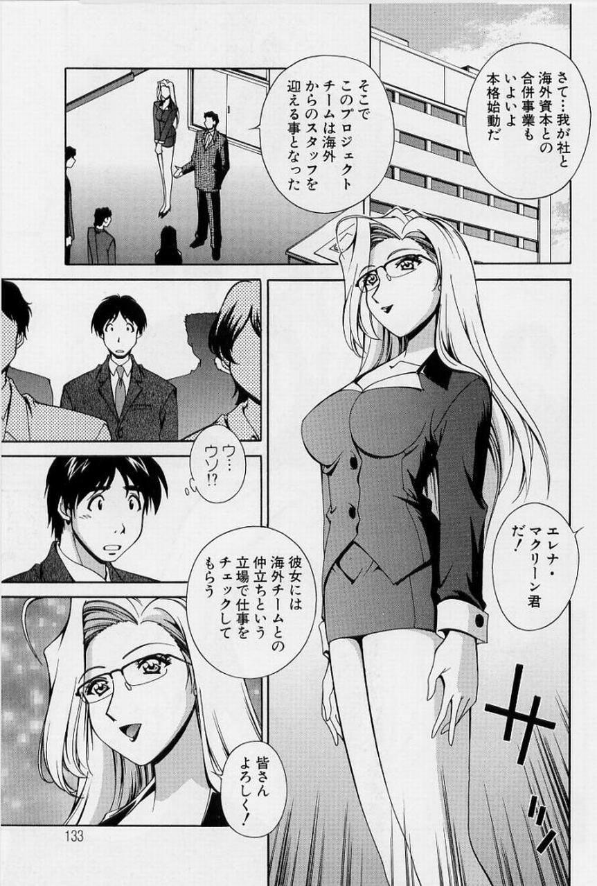 Matsuzawa Kei — Сборник хентай манги [Uncen] [JAP,ENG] Manga Hentai