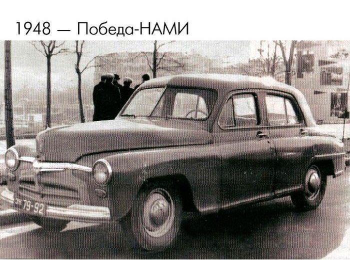 Концепты ГАЗ (в продолжение поста про ГЛ-1)