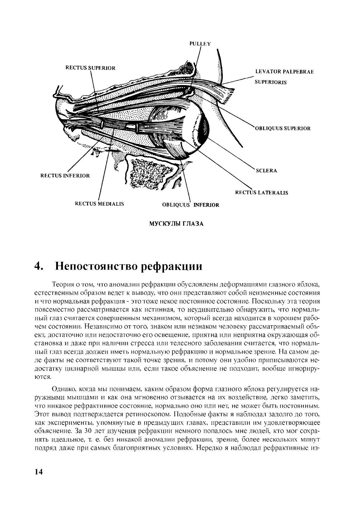 Операция коррекция зрения методом фрк