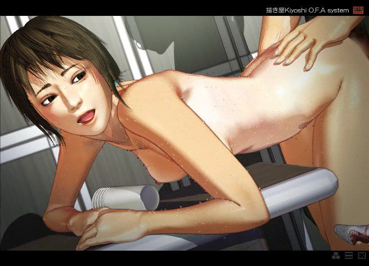 Red Chips / Red Muffler / Красные чипы [2006] [Cen] [Animation, 3DCG, Flash] [ENG,JAP] H-Game