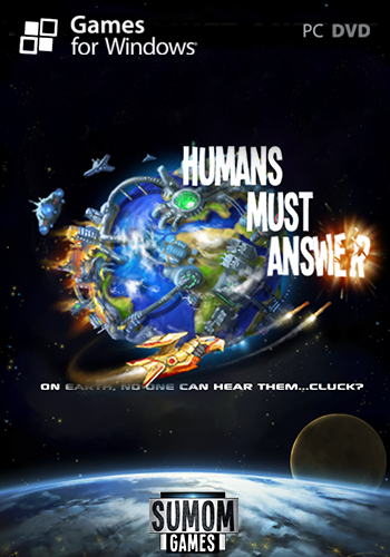 Humans Must Answer (2013) PC | ENG
