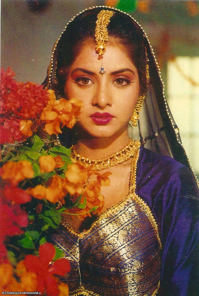 Actress divya bharti marriage photos 6 Things Most People Do Not Know about Divya Bharti s Death