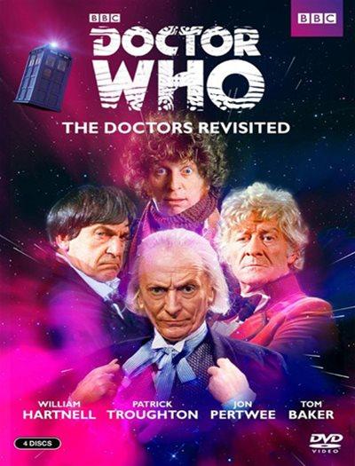 Доктор Кто: Возвращение к истории / Doctor Who: The Doctors Revisited (2013) HDTVRip