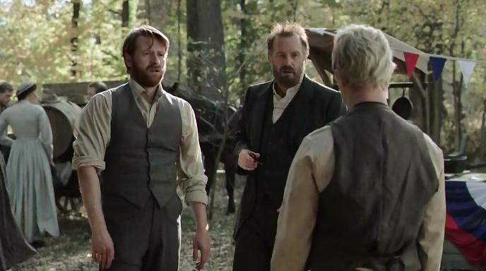 Хэтфилды и МакКои / Hatfields & McCoys (1 сезон: 1-3 серии из 3) (2012) HDRip | AlexFilm
