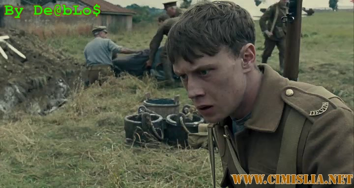 Рядовой Писфул / Private Peaceful [2012 / HDRip]