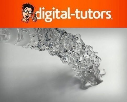 Digital-Tutors: Introduction to RealFlow 2013