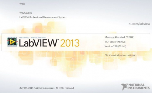 NI LabVIEW 2013 F1 Modules Toolkits and Drivers