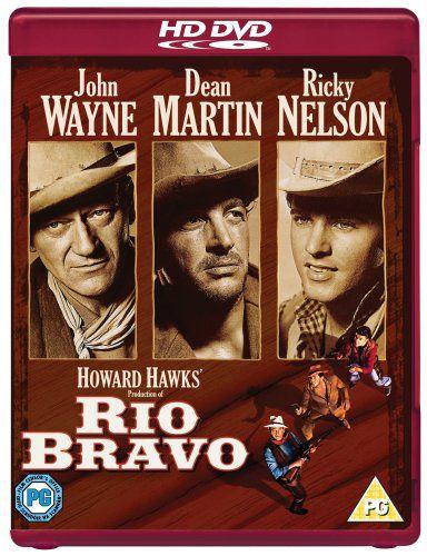 Рио Браво / Rio Bravo (Ховард Хоукс / Howard Hawks) [1959 г., Драма, вестерн, HDRip]