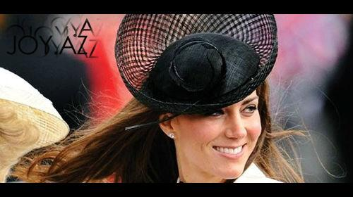 Kate Middleton Şapka Modelləri