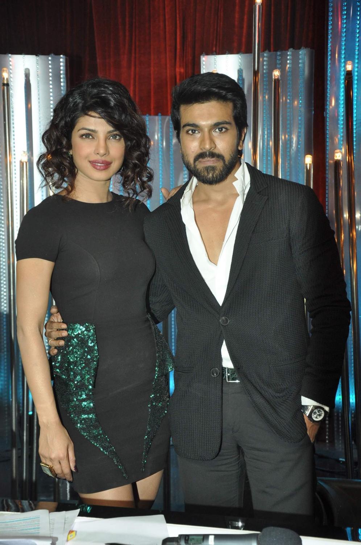 Ram charan and priyanka chopra