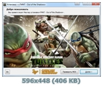 Teenage Mutant Ninja Turtles: Out of the Shadows (2013) [Ru/En] (1.0.8767.0) RePack R.G. Catalyst