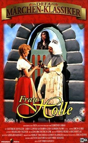 Госпожа Метелица / Mother Holly / Frau Holle (Готфрид Колдитж / Gottfried Kolditz) [1963, ГДР, сказка, DVDRip-AVC] Dub + Original Ger