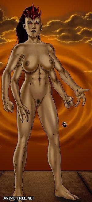 Mortal Kombat / Смертельная битва [Ptcen] [JPG,PNG,GIF] Hentai ART
