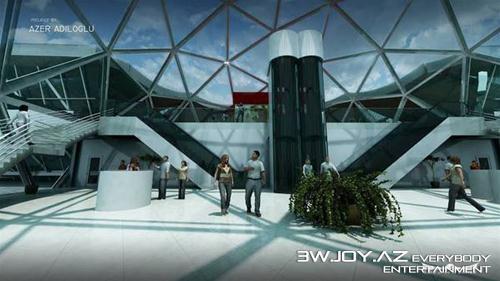 Yeni Bakı idman kompleksi