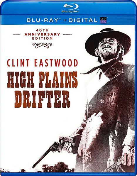 Бродяга высокогорныхравнин / High Plains Drifter (Клинт Иствуд / Clint Eastwood) [1973, США, вестерн, BDRemux 1080p] [40th Anniversary Edition] 2x MVO (DVD-Магия, SomeWax) + AVO (Гаврилов) + Original (Eng) + Sub Rus, Eng