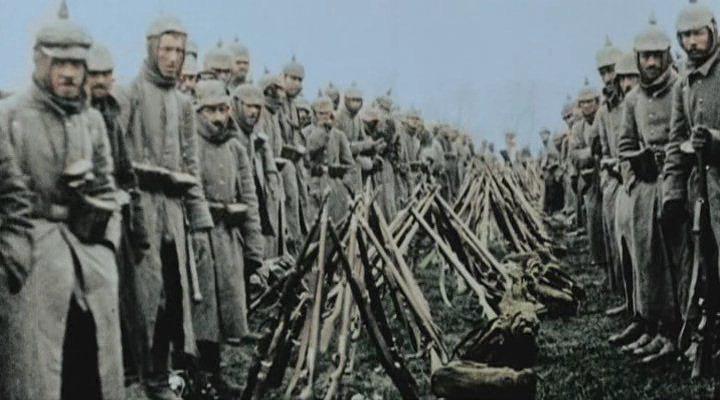 Судный день - Первая мировая война / Doomsday (1-3 серия из 3) (2013) IPTVRip