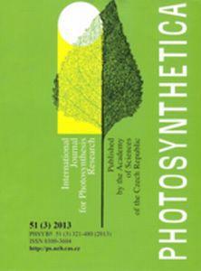 [Журнал] Photosynthetica [1997-2015, PDF, ENG] Обновлено 9.01.2016