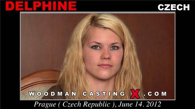 [WoodmanCastingX.com/PierreWoodman.com] Delphine - Hard - Bed + 1 (2013) [HD 1080p]