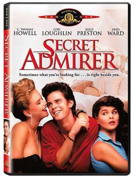Тайный поклонник / Secret Admirer (1985) BDRip | P2
