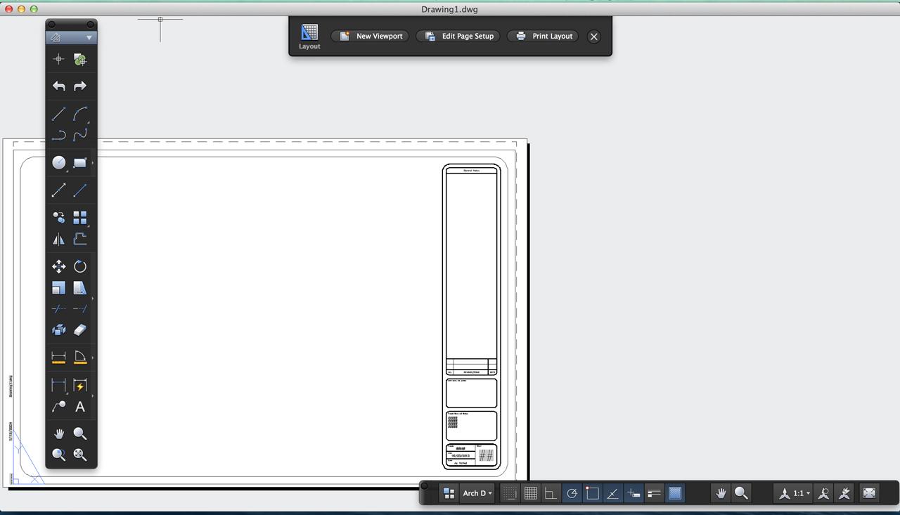 Пропало меню и панель инструментов в AutoCAD 2007