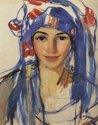 Серебрякова Зинаида Евгеньевна (1884-1967) - художница без профессионального образования [378, jpg]