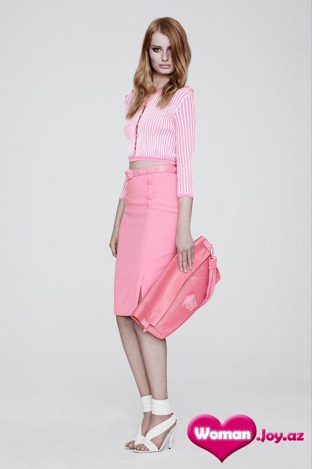 Versace 2014 Kolleksiyası
