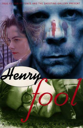 Генри Фул / Henry Fool (Хэл Хартли / Hal Hartley) [1997, США, драма, комедия, DVDRip] DVO + MVO + Sub Rus, Eng + Original Eng