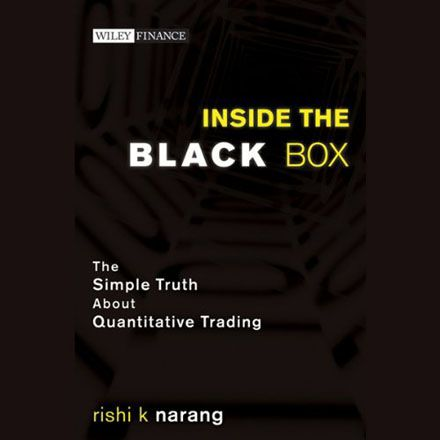 Inside the Black Box A Simple Guide to Quantitative and High Frequency Trading (Audiobook)