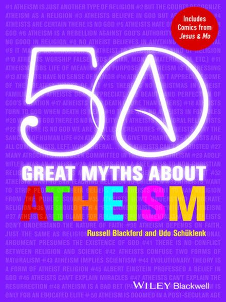 50 Great Myths About Atheism (EPUB)