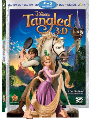 Рапунцель: Запутанная история / Tangled  (2010)
