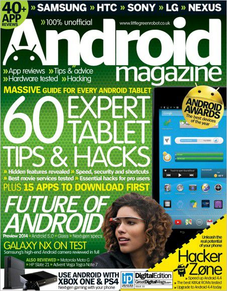 Android Magazine UK - Issue No. 33 (True PDF)