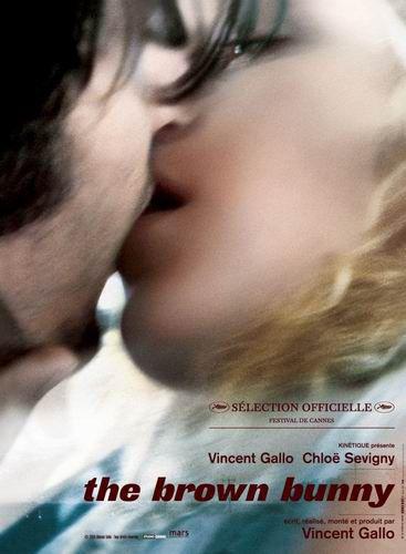 Бурый кролик / Коричневый кролик / The Brown bunny (Винсент Галло / Vincent Gallo) [2003, США, Франция, Япония, драма, DVDRip] MVO