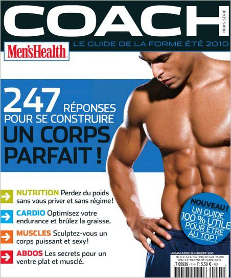 Men's Health Coach N 1