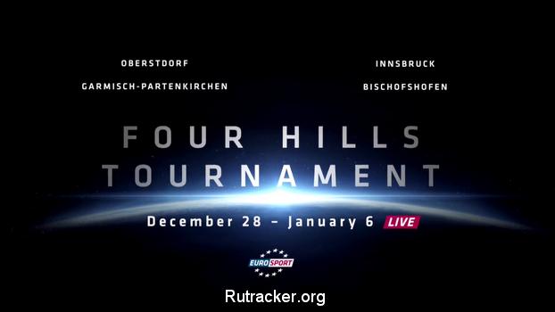 Прыжки на лыжах с трамплина / Кубок Мира 2014-2015 / Four Hills Tournament / Турне Четырёх Трамплинов / Все Этапы / Eurosport [2014-2015 г, HDTV 1080i, H.264, RU, IPTV]