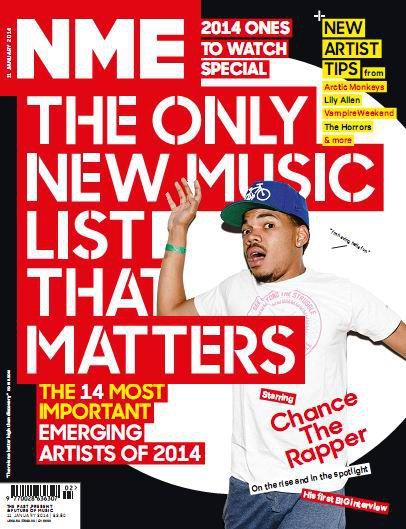 NME Magazine 11 January 2014 (True PDF)