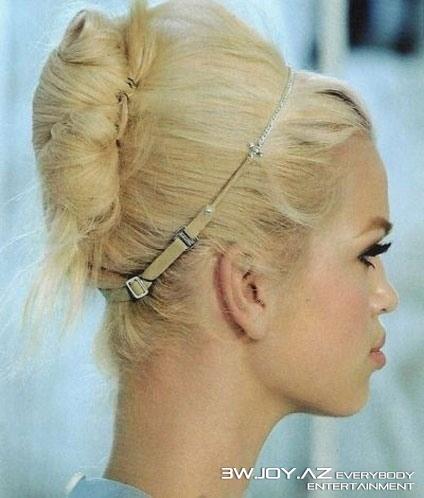 Saçlarınıza romantik toxunuşlar