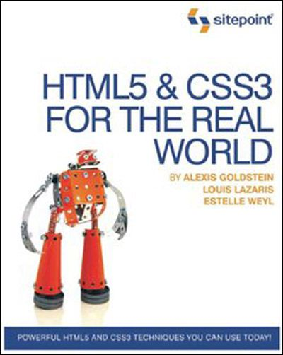 HTML5 & CSS3 For The Real World (EPUB)