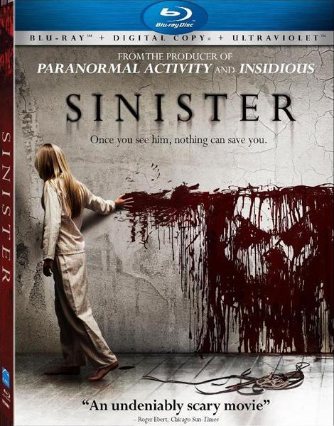 Синистер / Sinister (Скотт Дерриксон / Scott Derrickson) [2012, США, ужасы, триллер, детектив, Blu-ray Disc (custom) 1080p] Dub + Original Eng + Subs (Rus, Eng)