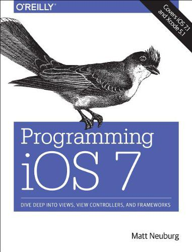 Matt Neuburg, Programming iOS 7, 4 edition