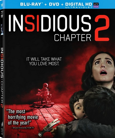 ������: ����� 2 / Insidious: Chapter 2  (2013) HDRip | DUB | ��������