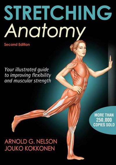 Stretching Anatomy, 2nd Edition (EPUB)