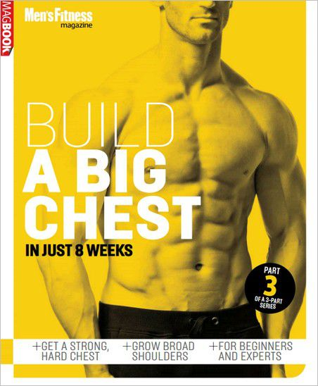 Men's Fitness Special - Build A Bigger Chest
